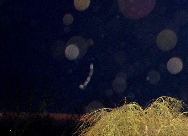 Nuit de douleurs le 6 janvier 2012.